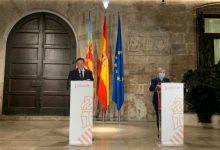 Ximo Puig tanca perimetralment la Comunitat Valenciana