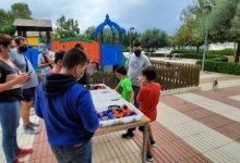 Xiquets i xiquetes de Simat participen en una jornada de lluita contra el canvi climàtic