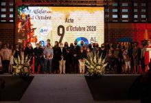 Alfafar celebra la seua XXIV edició dels homenatges 9 d'Octubre