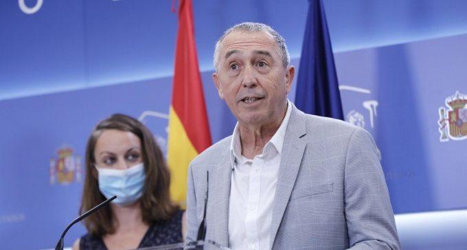 """Compromís aplaudeix que PSOE i Podem canvien la llei per a renovar el CGPJ davant l'""""obstrucció"""" del PP"""