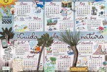 """L'àrea de Medi Ambient convoca la 7a edició del """"Calendari Ambiental Escolar 2021"""""""