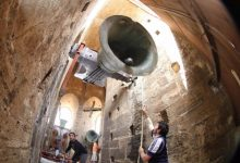 El toc de queda sona des de la Catedral de València seguint una tradició medieval