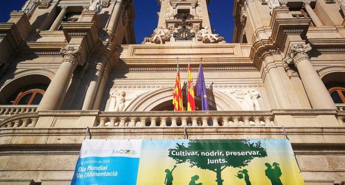 València celebra el Dia mundial de l'alimentació