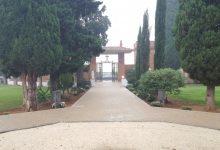 Carcaixent reforça les mesures sanitàries en el Cementeri Municipal per a Tots Sants