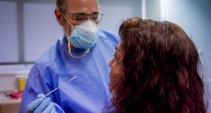 67 personas contagiadas de Covid-19 en nueve brotes de municipios de l'Horta