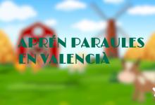 Aprén paraules noves en valencià sobre la granja