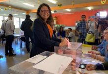"""Oltra recuerda las """"anomalías"""" de la ley electoral valenciana y celebra la disociación de la circunscripción del nuevo proyecto del Botànic"""