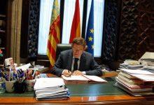 Puig signa una petició a Pedro Sánchez perquè declare l'estat d'alarma en tota Espanya