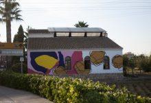 Género Fresco impregna su arte en el Museu de l'Horta d'Almàssera