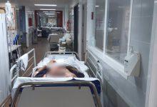 """CCOO adverteix que l'Hospital de la Ribera està """"prop de la saturació"""""""