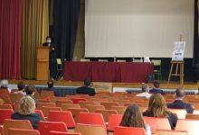 Jorge Rodríguez anuncia la imminent adjudicació a l'arquitecte Ramón Esteve de la redacció del projecte del nou IES l'Estació d'Ontinyent