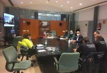 L'Ajuntament de Massamagrell celebra la primera Junta Local de Seguretat telemàtica