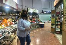 """""""El mercat municipal d'Alfafar pot competir contra les grans superfícies en qualitat i en productes frescos"""""""
