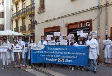 Els MIR mantenen la vaga al no arribar a un acord amb Sanitat sobre l'increment retributiu