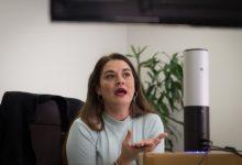 """Mireia Mollà defensa que l'impuls a l'energia solar """"permetrà crear 3.000 ocupacions i atraure inversions sostenibles i de democratització econòmica"""""""