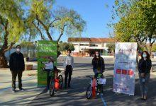Aldaia entrega 17 bicicletes per la Setmana Europea de la Mobilitat