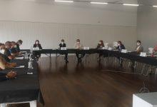 Torrent acoge las primeres mesas de Trabajo impulsades por Aigües de l'Horta para establecer un pacto social
