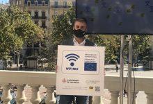 Més de 40 punts d'accés gratuït a Internet en diferents espais públics de València