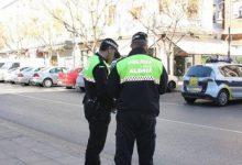 La Policia Local d'Aldaia denuncia a 12 persones aquest cap de setmana per comportament incívic en la via pública