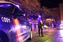 Set detinguts i cinc policies ferits en una protesta contra les mesures anticovid a València