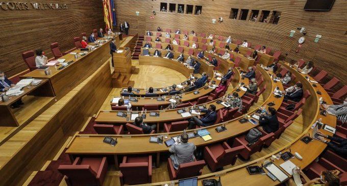 PP i Vox defensen unes esmenes a la totalitat a la llei de pressupostos que Cs no donarà suport