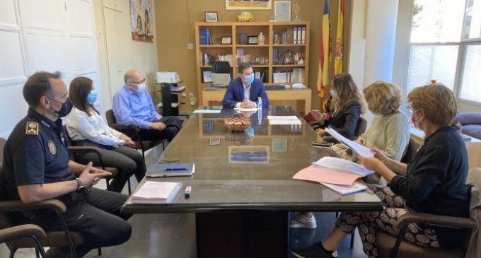 Burjassot adopta mesures addicionals per a frenar els positius de Covid-19
