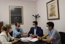 L'EPSAR es reuneix amb l'Ajuntament de Llíria per a buscar solucions en la depuració d'aigües residuals del municipi