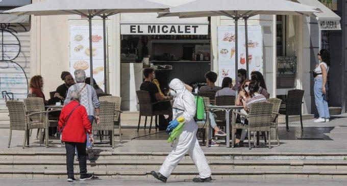 Aquesta mitjanit entra en vigor la pròrroga de les restriccions a la Comunitat Valenciana