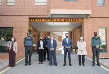 El cuartel de la Guardia Civil de Almussafes inaugura su oficina VioGén