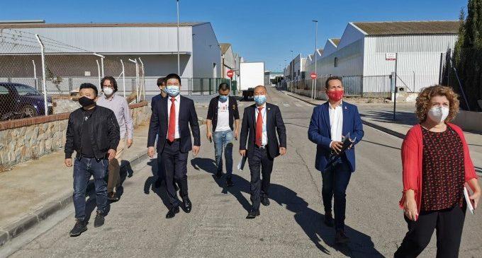 L'empresariat xinés s'interessa per Xirivella