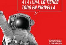 Xirivella aprofita el Black Friday per a llançar una atrevida campanya de suport al comerç local