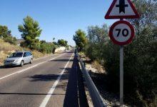 La Diputació millorarà la seguretat de la carretera que connecta Torrent, Montroi, Montserrat i Real