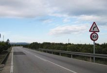 La Diputació licita les obres de millora de la seguretat en la carretera que connecta Piles i Oliva