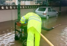 Divalterra mobilitza un centenar de brigadistes per a pal·liar els efectes de les inundacions