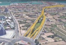 Comença l'asfaltat del tram municipal de l'autovia Saler