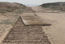 Los servicios municipales de València responden con eficacia ante la tromba de agua
