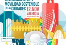 L'Ajuntament de València i Transport&Environment organitzen una jornada de debat sobre mobilitat sostenible