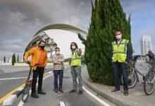 Las obras del carril bici de Institut Obrer concluirán en dos semanas