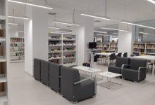 La biblioteca municipal de Benimaclet reabre tras las obras de ampliación y modernización