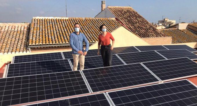 Carpesa estrena instalación fotovoltaica