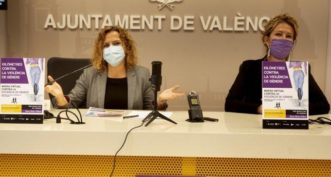 La marxa contra la violència de gènere de València es realitzarà enguany de manera virtual