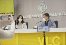 """València millorarà el circuit del """"running"""" en la zona del llac del Palau de la Música"""