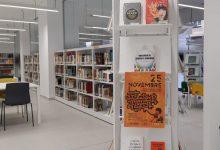 Les Biblioteques Municipals de València s'uneixen a la celebració del 25-N