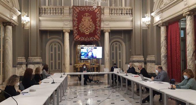 València aborda la situació de les indústries culturals i creatives amb les associacions professionals del sector