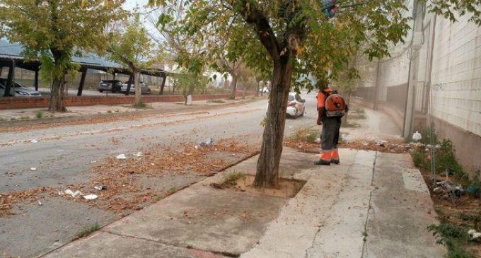 Els municipis de la província, preparats per a afrontar el temporal de pluges