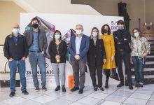 Cinema Jove reconeix els actors Gloria March i Raúl Navarro amb el premi 'Un futur de cinema'
