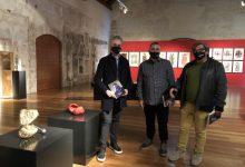 El CCCC presenta l'última creació de l'artista valencià Álex Francés en què reflexiona sobre de la fragilitat dels cossos