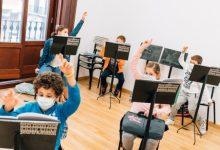 710 alumnes de les escoles de música valencianes es beneficien dels 300.000 euros de les beques Bankia