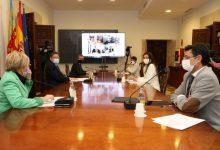 Ximo Puig manté una reunió de coordinació amb les rectores i els rectors de les universitats públiques valencianes per a analitzar les actuacions enfront de la pandèmia de COVID-19