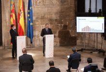 Ximo Puig destaca que els Pressupostos Generals de l'Estat són un 'pas avant decisiu' per a la recuperació de la Comunitat Valenciana